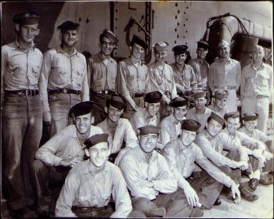 David and shipmates